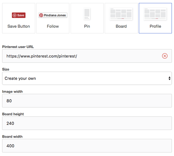 code it pretty widget