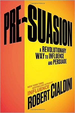pre-suasion book