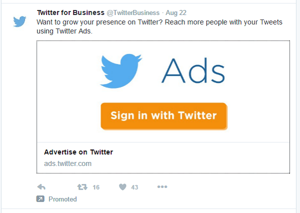 Twitter Ads: How to Advertise With Twitter : Social Media Examiner