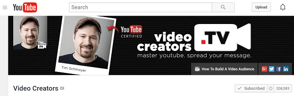 Starting a YouTube Channel: How to Achieve YouTube Growth : Social