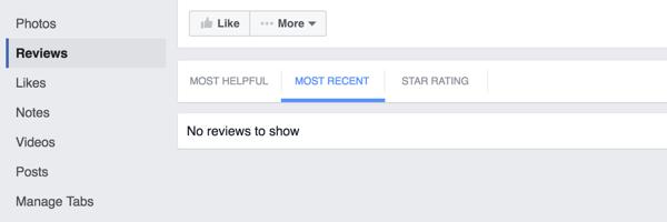 facebook page reviews tab