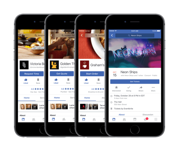 how to broadcast live video on business facebook page