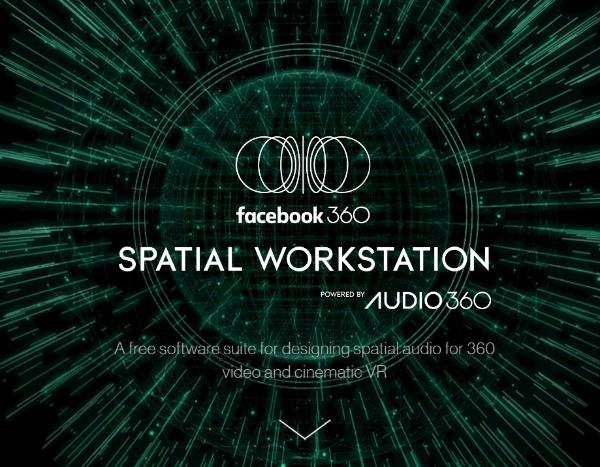 facebook spatial audio 360