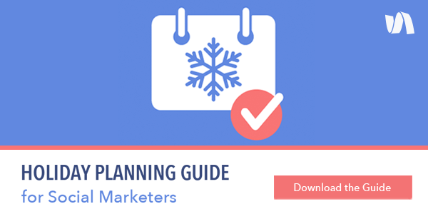 Social Media Holiday Planning Guide by Simply Measured