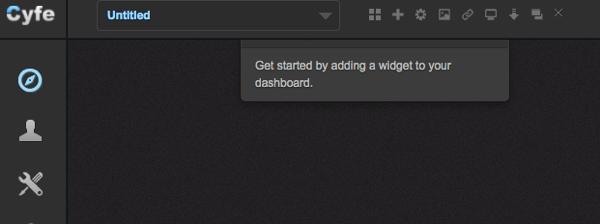 Create a custom social media dashboard with Cyfe.