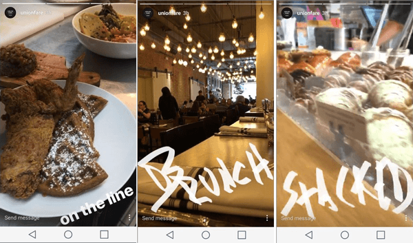 5 Ways to Use Instagram Stories for Business : Social Media