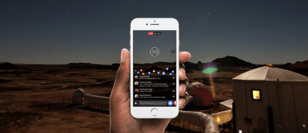 Facebook announced a new way to go live on Facebook with Live 360.