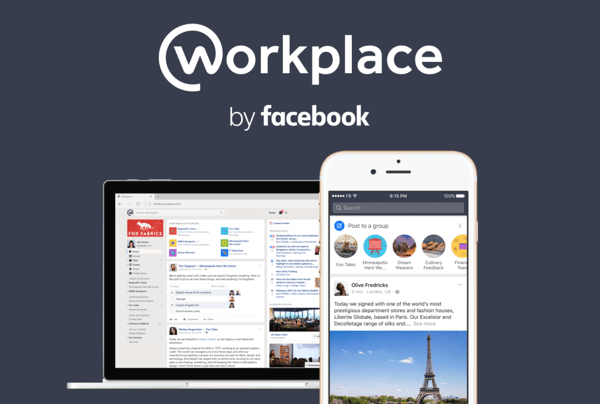 Facebook Workplace may well replace Groups for online community building.