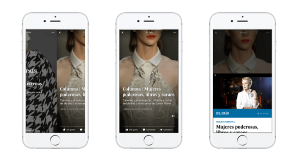 Facebook tests multiple Instant Articles in a single post.