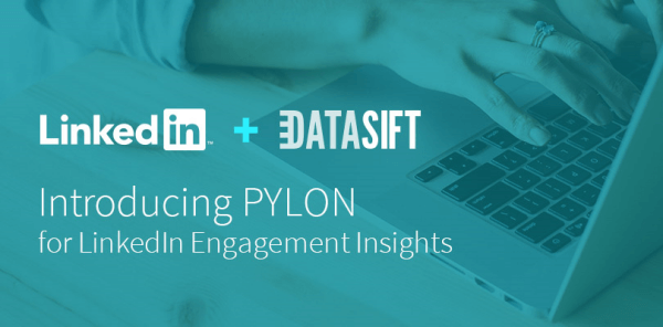 LinkedIn announced PYLON for LinkedIn Engagement Insights, a reporting API solution that lets marketers access LinkedIn data to improve engagement and deliver positive ROI for their content.