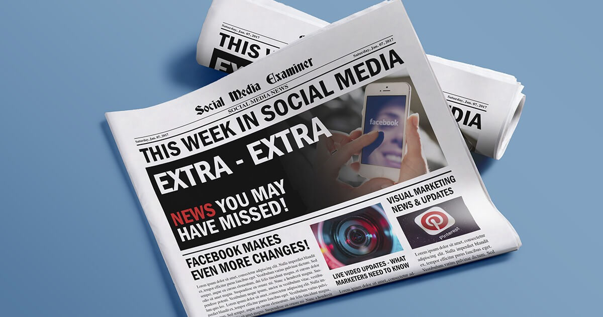Facebook Automates Video Subtitle Captions: This Week in Social Media