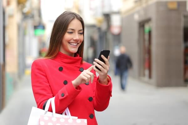 SMS messages can help drive local foot traffic into your store.