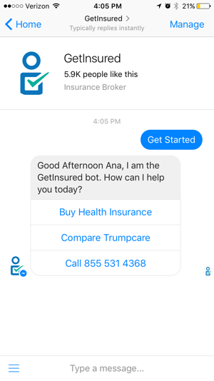Chatbots can provide information and basic customer service.