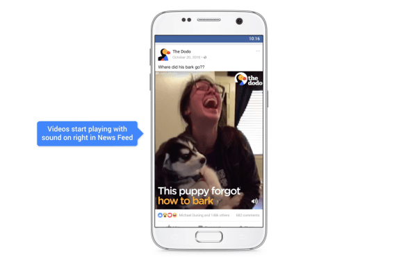 Facebook rolled out a major video update that makes watching video on Facebook richer, more engaging and more flexible.