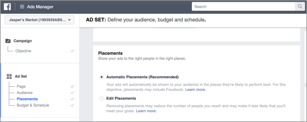 Marketers can now run lead ads across both Facebook and Instagram placements.