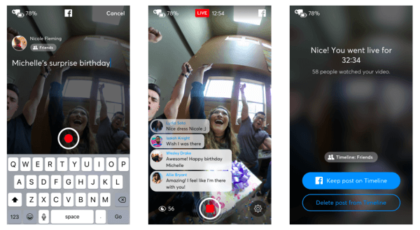 Facebook announced that Live 360 is now available globally to all Profiles and Pages and now anyone with a 360 camera can go live in 360 degrees on Facebook.