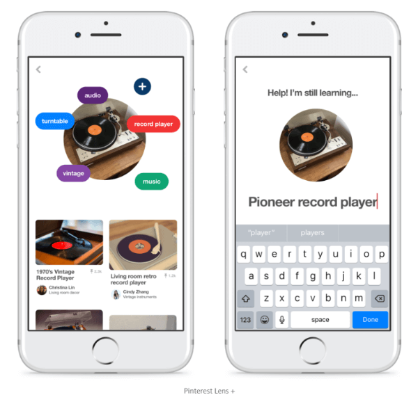Pinterest announced that Lens BETA is now available to all Pinners in the U.S.