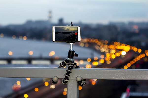 The Joby GorillaPod line includes flexible tripods for both smartphones and cameras.