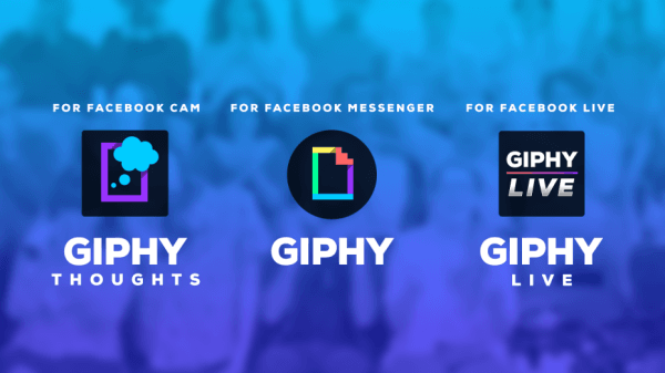 Facebook rolls out three new updates and integrations with Giphy.