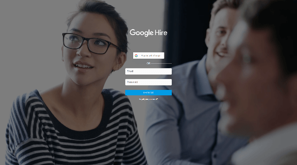 Google quietly tests Hire to help recruiters tackle the task of managing job applications.