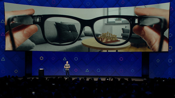 The augmented reality camera is coming to all Facebook apps.