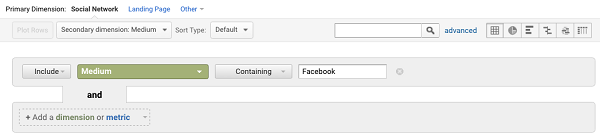 Use a custom medium to create new Channels in Google Analytics.