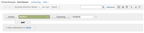 Use a custom medium to create new Channels in Google Analytics.