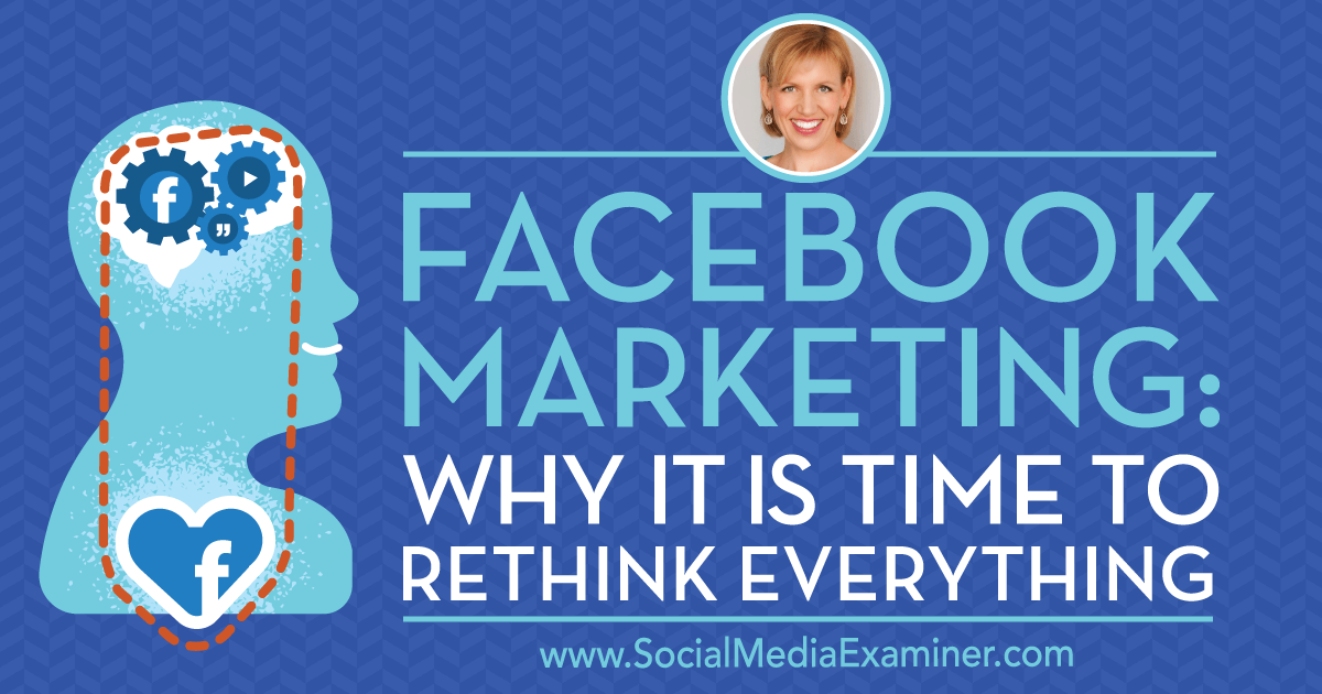 socialmediaexaminer.com - Michael Stelzner - Facebook Marketing: Why It Is Time to Rethink Everything