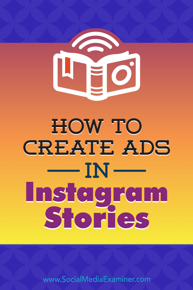 9218222fcc3ad How to Create Ads in Instagram Stories  Your Guide to Instagram Stories Ads  by Robert
