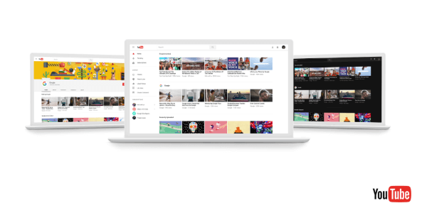 YouTube will roll out a new look and fee for its desktop experience.