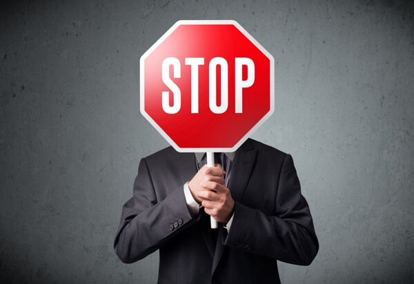 The first line of defense is an email, asking the perpetrator to stop using your content.