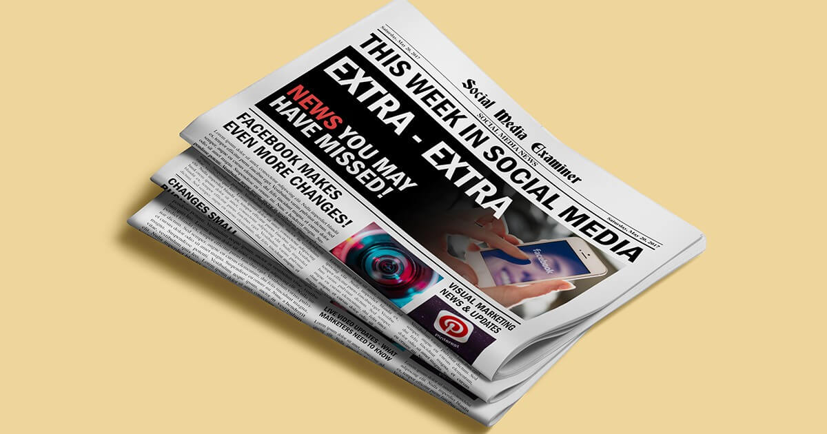 Image for Instagram Stories Updates, Pinterest Visual Search Ads, and the New Google Lens : Social Media Examiner