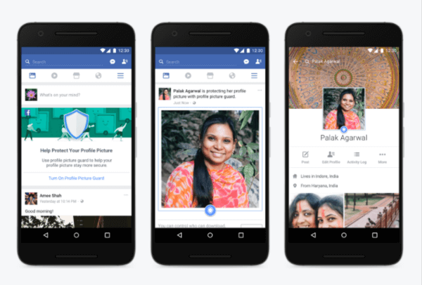 Facebook pilots new tools for managing profile photos in India.