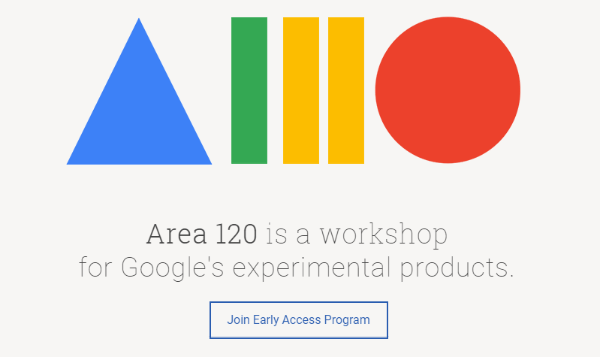 Facebook debuted a new project called, Area 120, that is exploring