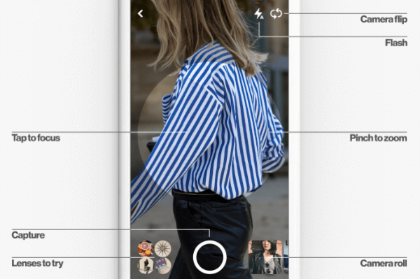 Pinterest rolled out a fresh look for Lens with more helpful tools and a newly heightened sense of style.