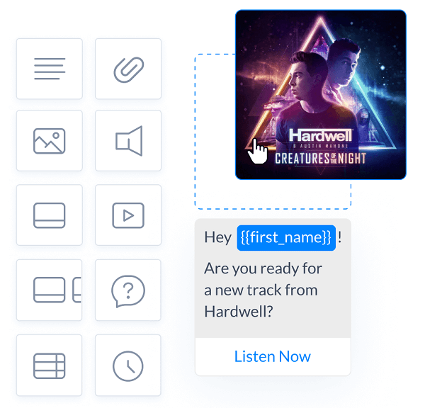 Manychat, and API.AI, are easy to program.