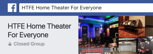 You can see a Facebook group's privacy settings in the upper-left corner of the group page.