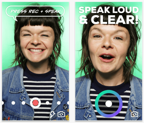 Create customized GIFs with GIPHY Says.