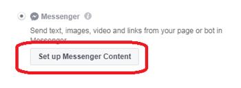 How to Set Up Facebook Messenger Ads : Social Media Examiner