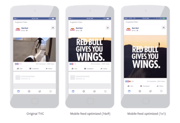 Facebook Business and Facebook Creative Shop partnered to provide advertisers with five key principles on repurposing their TV assets for the mobile environment on Facebook and Instagram.