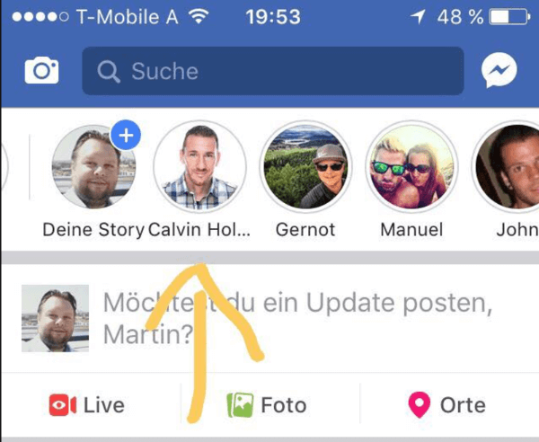 It appears that Facebook now allows select Pages to share Facebook Stories.