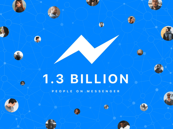 Messenger Day boasts over 70 million daily users while the Messenger app now reaches 1.3 billion monthly users globally.