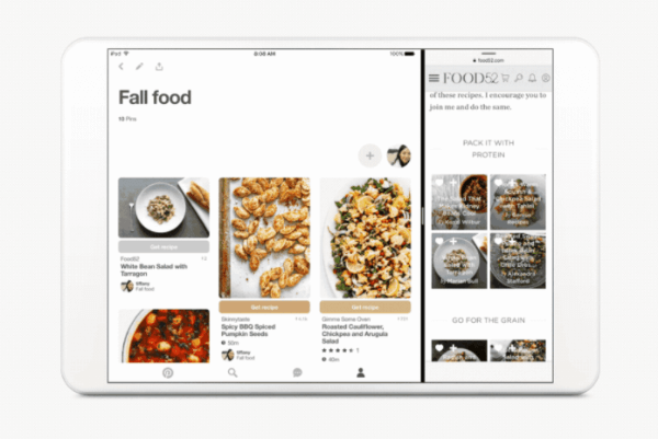 Pinterest has made it easier to save and share Pins from your freshly updated iPad or iPhone with several new shortcuts for the Pinterest app for iOS.