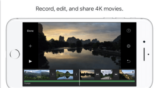 Short videos can be edited with basic software, like iMovie.
