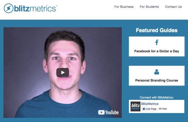BlitzMetrics gathers a lot of data to help them see patterns and create benchmarks.
