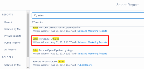 Although you can't see CLV in Facebook Analytics, a CRM tool like Salesforce helps you capture this important metric.