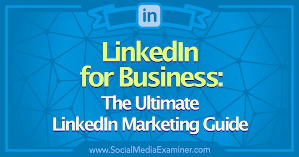 LinkedIn is a professional business oriented social media platform.