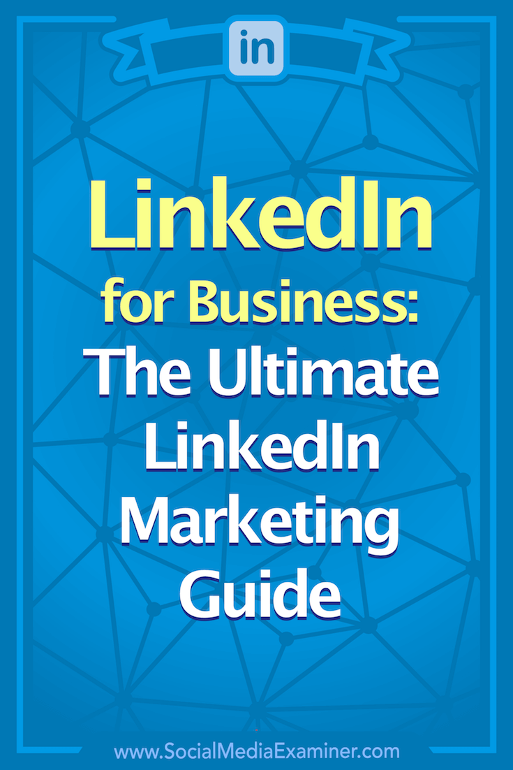 Articles and resources to help beginner, intermediate, and advanced marketers use LinkedIn profiles, video, ads, analysis, and more for business.