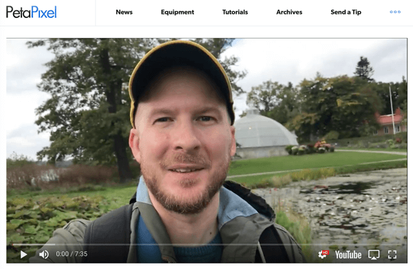 Hide the video title from your embedded YouTube video.