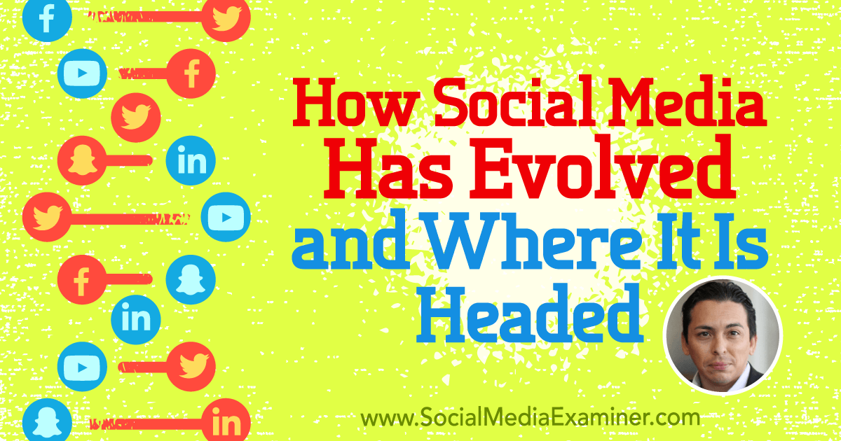 How Social Media Has Evolved and Where It Is Headed
